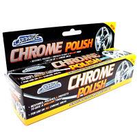 Car Pride Chrome Metal Polish Restorer Protector Paste Car Wheel Cleaner Alloy