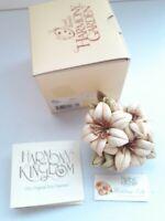 Lord Byron's Harmony Garden Wedding Lily by Harmony Kingdom MIOB UK made #HG6LI
