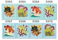 5363-66 5366a 5367-70 5370a Coral Reefs 2 Strips of 4 Scott Order 2019 - Buy Now