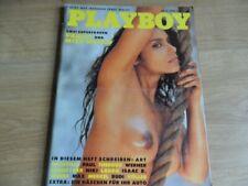 Playboy (D) 4 April 1988 VANITY Gitta Sack Kult Sammlung