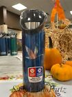 WAWA INSULATED THERMOS COFFEE TUMBLER TRAVEL CUP STAINLESS STEEL BLUE 24OZ NEW