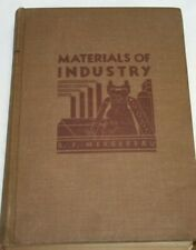 Vintage Materials of Industry Free Shipping