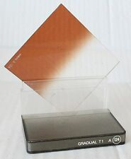 Cokin Originale una serie di filtri creativi-A124 Graduato Tabacco