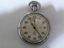 AGAT 30 MINUTES POCKET STOP WATCH 1970s Vintage Soviet Russian Mechanical USSR