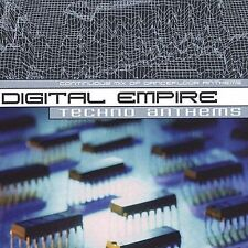 DIGITAL EMPIRE Techno Anthems CD MOBY Wink INNER CITY Yello CYRUS Terry Mullan