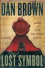 The Lost Symbol by Dan Brown 1st Ed. D/J