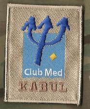 KANDAHAR TALIZOMBIE WHACKER Club ELITE-PRO JSOC TACP JTAC CCT: Club Med KABUL