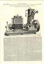 1894 Le Derby d'éclairage électrique fonctionne illustration moteurs