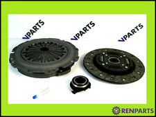 Renault Clio II / Kangoo 2001-2006 1.5 DCI Clutch Kit 3 Piece + Bearing *NEW*