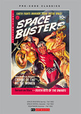 Pre Code Classics Space Busters HC