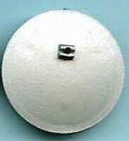 TANK CAR END SILVER for American Flyer S Gauge Scale Trains Parts