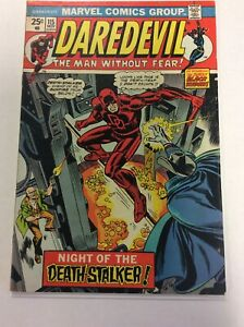 Daredevil #115 Marvel Comics Bronze Age NO RESERVE