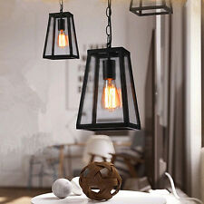 Glass Pendant Light Modern Ceiling Lights Kitchen Lamp Hotel Chandelier Lighting