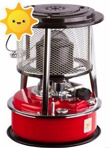2,6 kW Not Heizung Petroleumofen Foetsie 259 Heizen + kochen Mit Kippschutz