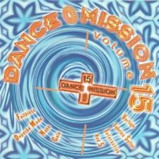 Dance Mission 15 (1997) Scooter, Brooklyn Bounce, Interactive, Red 5, Dep.. [CD]
