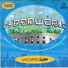 WORD UP | Games conundrums quizzes | Win 95 98 XP ( 7 8 10 see listing )