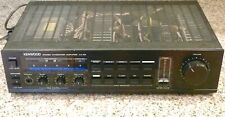 :Kenwood Integrated Stereo Amplifier Ka-94 for Parts or Repair: