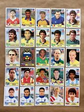 Panini World Cup USA 94 lot of 51 strickers