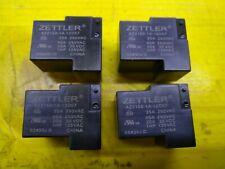 KIT RIPARAZIONE ERRORE e031 AURORA AZ2150-1AE-12DEF Zettler 12VDC 40A rele 4pz