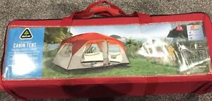 Greatland Waterproof Outdoor 7-8 Person  Camping Cabin Family Tent 14x10x7 NEW