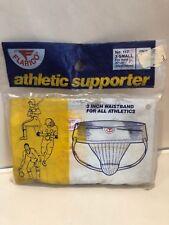 "Vintage Flarico #117 Athletic Supporter 3"" Jockstrap Mens X-small 20�-26� New"