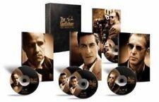 The Godfather Collection (Trilogy) DVD 2001 - (5 Disc Box Set) 710 mins*****