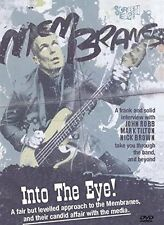 MEMBRANES Into the Eye DVD in Inglese NEW .cp