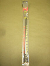 """Harada Antenna Replacement Mast """"Unbreakable rubber"""" GM, Ford,Chrysler adapters"""