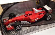 Hot Wheels 1/24 Scale 55488 - F1 Ferrari F2002 - #1 M.Schumacher World Champ