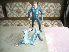 Terminator  T1000 - Mc Farlane - comes with 2.upper body- good conditon- rare