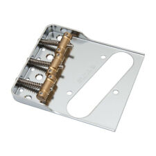 Gotoh BS-TC1S Vintage Cutaway Telecaster Bridge (Chrome)