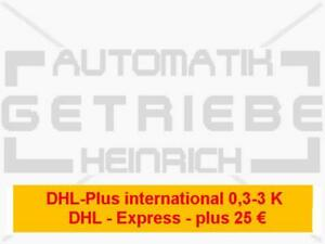 DHL-Express extra amount for international customs area 0,3-2Kg
