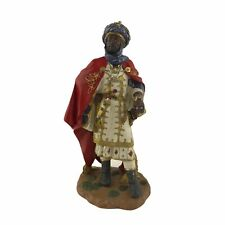 """Duncan Royale Africa's Kings & Queens Sunni Ali Ber Figurine 1997 Limited Ed 6"""""""
