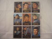 Legends of Star Trek Spock L1-L9 1567/1701