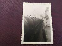2 WK Foto Kriegsmarine Seeminen