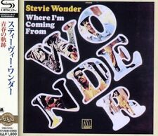 Stevie Wonder - Where I'm Coming from [New CD] Japan - Import