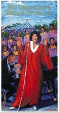 2003 Mahalia Jackson New Orleans Jazz Fest Poster BY ARTIST Michalopoulos