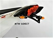 Husqvarna nuda 900R 2012> black R&G  tail tidy licence plate holder LP0120BK