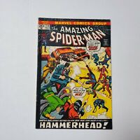 The Amazing Spider-Man #114 (August 1972 Marvel) Hammerhead And Doc Ock