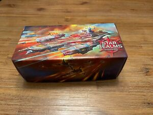 Star realms deck building game 6 player set with all 4 crisis expansions sleeved