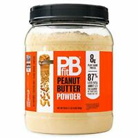 PBfit All-Natural Peanut Butter Powder, Powdered Peanut Spread From Real