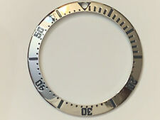 Omega watch bezel Insert for omega seamaster 38mm full size Chronometer Genuine