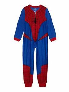 Spider-Man Superhero Costume Blanket Pajama Sleeper