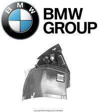 BMW E46 M3 2001-2006 Front Driver Left Forward Fender Liner Genuine 51712695663