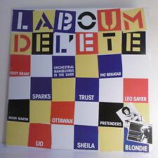 "33T BOUM ETE Disque LP 12"" GRANT BENATAR SPARKS TRUST SAYER SHEILA LIO BLONDIE"