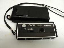 Vintage Retro - Minolta Pocket Autopak 270 With carrying Case