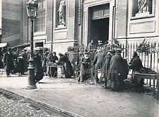 PARIS 1900 - Les Rameaux Marchands de Buis - DIV1636