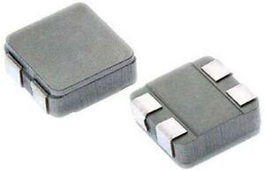 2x IHCL4040DZ-5A Shielded Wire-Wound SMD Inductor Metal Composite Core 10uH ±20%