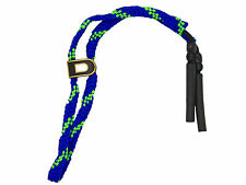 Kids Dualies Blue & Green Dual Fitting & Multi Purpose Spectacle Cord / Holder