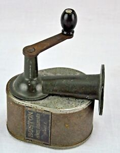 "Vintage Boston Pencil Sharpener Model L, 4 ½"" x 4"" .(BI#MK/181121)"
